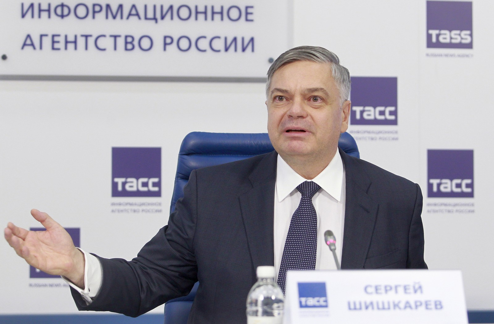 Сергей Шишкарёв