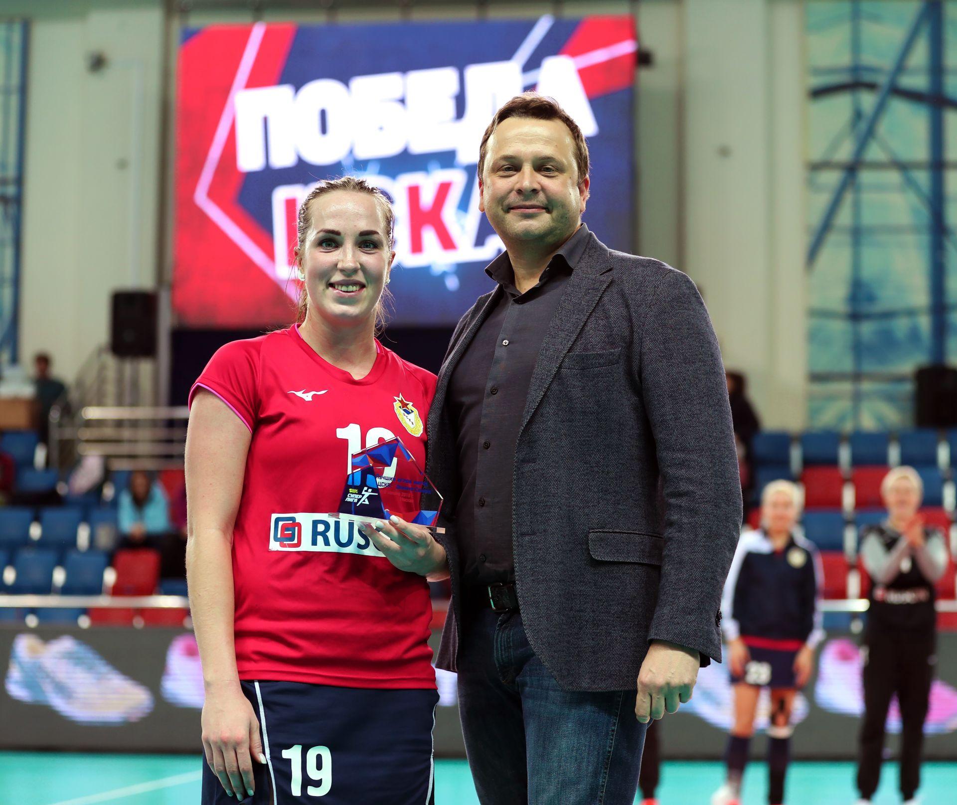 Юлия Маркова и Илья Казаков